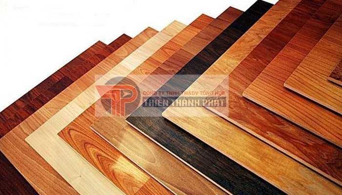 Lựa chọn loại sàn gỗ công nghiệp phù hợp