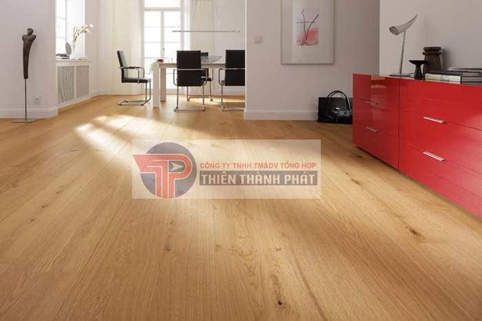 Phân loại sàn gỗ công nghiệp theo nguyên liệu gỗ