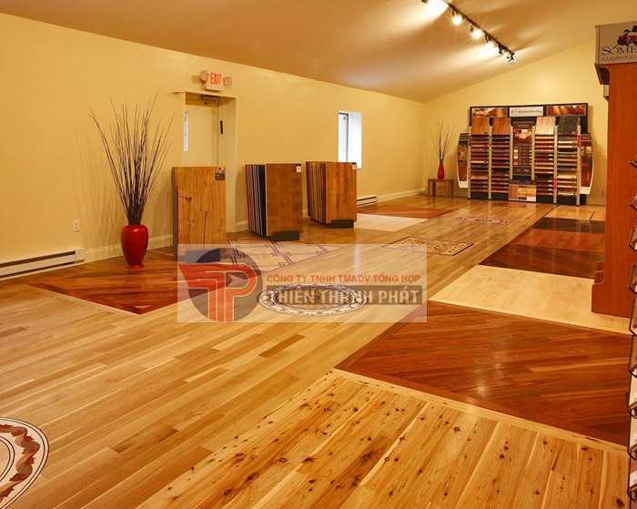 Sàn gỗ công nghiệp cao cấp Đà Nẵng