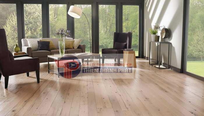Chỉ số ăn mòn AC của sàn gỗ công nghiệp và ý nghĩa