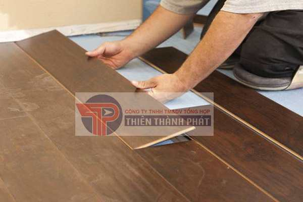 Hướng dẫn cách lắp đặt sàn gỗ công nghiệp chuyên nghiệp nhất