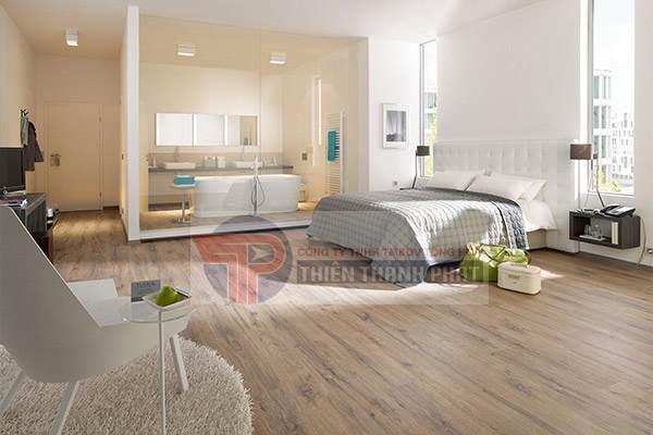 Sàn gỗ dành cho không gian gia đình