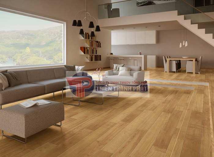 Vệ sinh sàn gỗ công nghiệp đúng cách