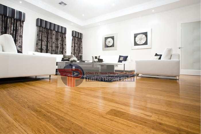 Sàn gỗ công nghiệp là sản phẩm được nhiều khách hàng lựa chọn bởi chúng có khá nhiều ưu điểm nổi bật