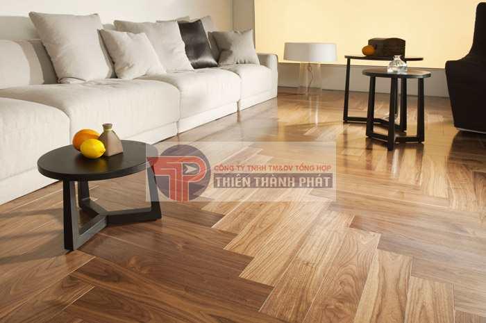 Làm thế nào để hạn chế hiện tượng phồng rộp trên sàn gỗ công nghiệp?