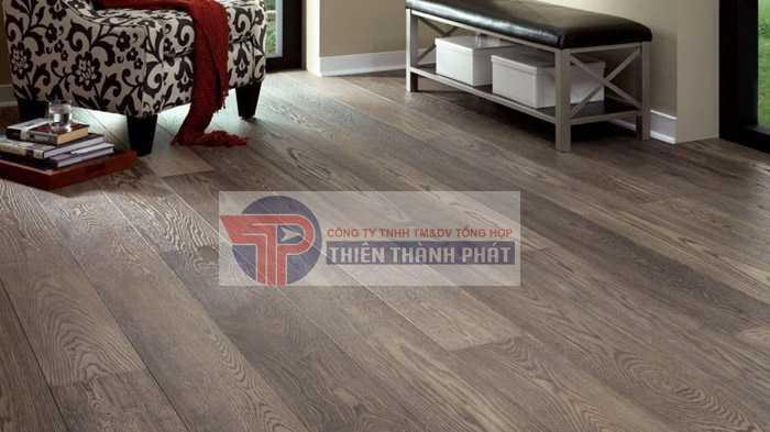 Sàn gỗ công nghiệp là lựa chọn hoàn hảo cho không gian sống và làm việc