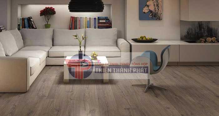 Lựa chọn sàn gỗ phù hợp phong cách