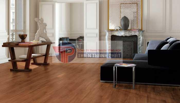 Sàn gỗ công nghiệp ngày càng có nhiều lựa chọn hơn về màu sắc