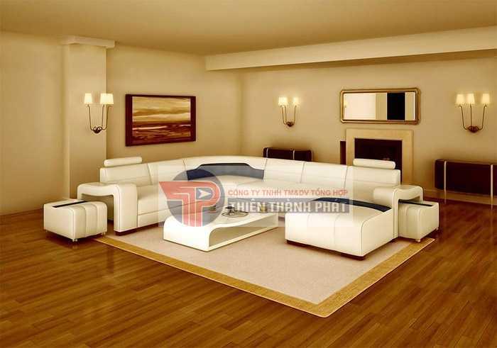 Có nhiều loại từ sàn gỗ giá rẻ đến sàn gỗ cao cấp cho bạn lựa chọn