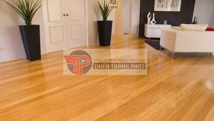 Vào những ngày thời tiết nồm ẩm, sàn nhà rất dễ bị đổ mồ hôi và xuất hiện tình trạng ẩm ướt khó chịu