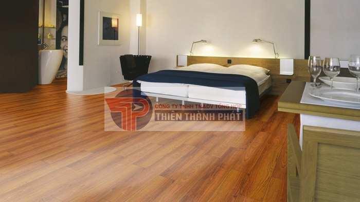 Lựa chọn các loại sàn gỗ công nghiệp có khả năng chịu nước tốt