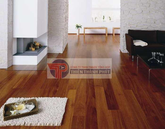 Sàn gỗ chịu nước có thể được phân chia theo các cấp độ khác nhau