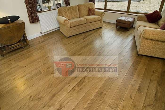 Thi công, lắp đặt sàn gỗ công nghiệp Đà Nẵng Thiên Thành Phát