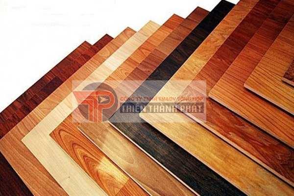 Tìm hiểu cấu tạo sàn gỗ công nghiệp