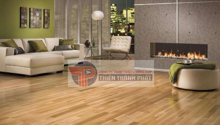 Sàn gỗ Kronoswiss của Thụy Sĩ