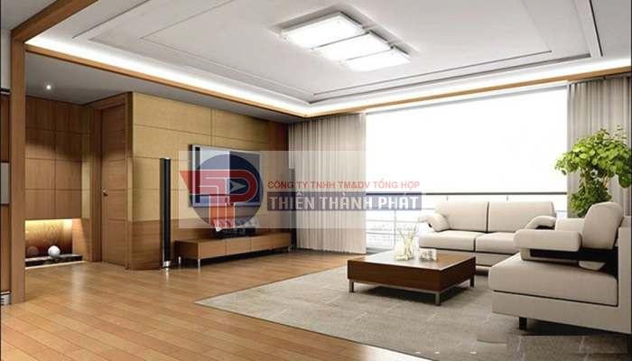 Chọn loại sàn có mức giá phù hợp với điều kiện kinh tế
