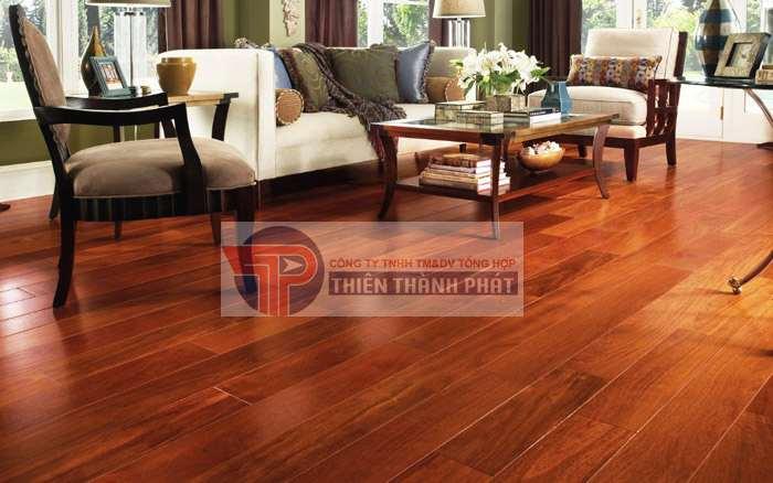 Màu sắc của sàn nhà sẽ có ảnh hưởng rất lớn đến vận mệnh và sức khỏe của gia chủ