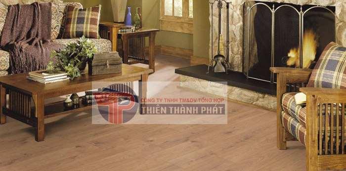 Lựa chọn sàn gỗ công nghiệp có độ an toàn cao