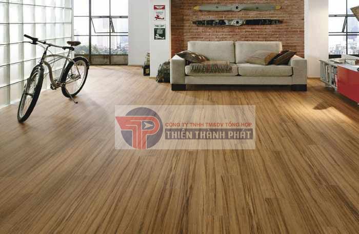 Lưu ý khi sử dụng sàn gỗ công nghiệp
