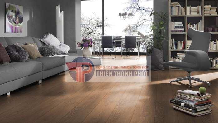 Lựa chọn đơn vị cung cấp sàn gỗ không chuyên