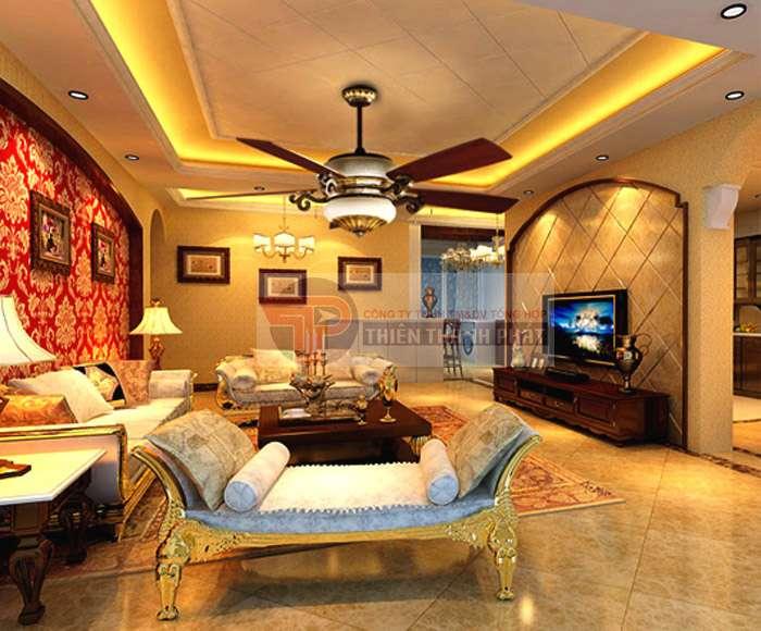 Lắp đặt trần thạch cao bền đẹp, giá rẻ tại Đà Nẵng