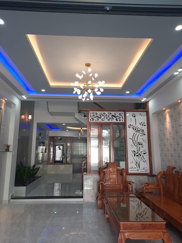 Mẫu trần thạch cao Đà Nẵng 2021