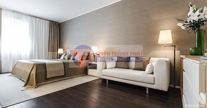 Lựa chọn chất liệu và kích thước của sàn gỗ