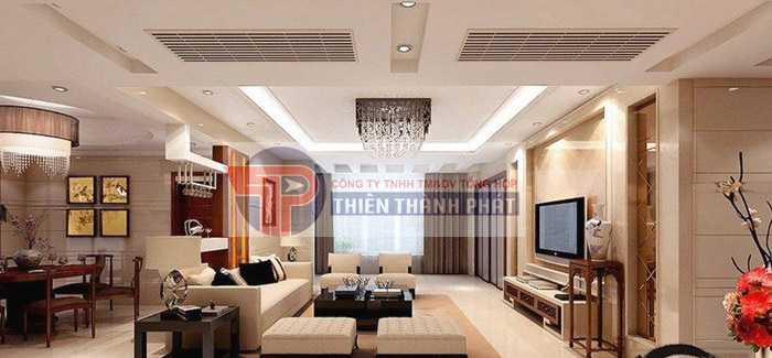 Trần thạch cao – Giải pháp cải tạo trần nhà chung cư hiệu quả nhất