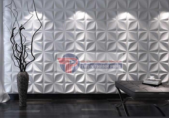 Thi công vách thạch cao 3D giá rẻ tại Đà Nẵng