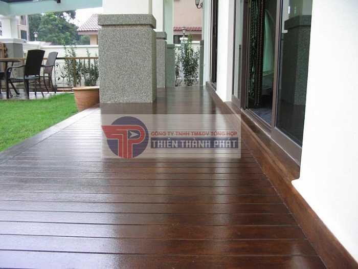 Khả năng úng dụng của sàn gỗ Conwood rất đa dạng và linh hoạt